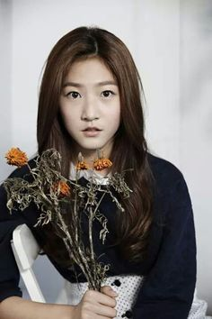 Kim Sae Ron looks so old like  around 18's  But cant believe She's only 14!!