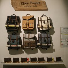 Ready again here at @pittimmagine!!! #Kjøre #survey #backpack #photo #igers #premium #newzealand #natural #tanned #oil #evolution #leather #love #minimal #design #pu89 #pitti #florence #italy #seek #berlin #germany @kjoreproject