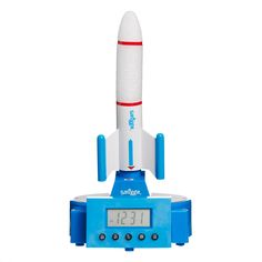 Rocket Clock | Smiggle UK
