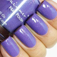 The Best Mum Ever Shimmer Cream Nail Polish by KBShimmer