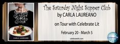 Smiling Book Reviews: Blog Tour Review & Giveaway: The Saturday Night Su...