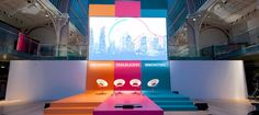 Image result for conference stage