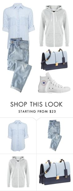 Tomboy style by adriana-claudia on Polyvore featuring Wrap, Converse, Miu Miu and fashionstyle