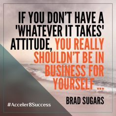 To stay ahead of your competitors you must constantly search for innovations to grow your business, to take it to new heights despite barriers or challenges you may face. #Acceler8Success