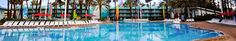 All Star Sports $116 free parking, shuttles everywhere, Childcare, 2 Pools, night time movie @ Pool, Arcade 1 food court