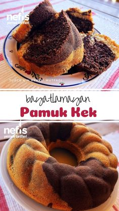 Pamuk Kek Tarifim (Bayatlamayan) – Nefis Yemek Tarifleri How is my Cotton Cake Recipe (Not Stale) made? Illustrated explanation of this recipe in the book of people and photos of those who have tried here Author: Tuğçe's Colorful Cuisine⭐️ Yummy Recipes, Easy Cake Recipes, Yummy Food, Pancake Recipes, Cotton Cake, Dessert For Two, Food Test, Polish Recipes, Turkish Recipes