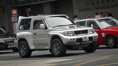 Some panning shots that I came across on my computer, shot with the Nikon and Nifty-Fifty in Mong Kok a few months ago. Road Race Car, Off Road Racing, Mitsubishi Suv, Mitsubishi Shogun, Pajero Off Road, Best 4x4, Trophy Truck, Ford Maverick, Lamborghini Cars