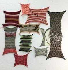 Односпальная кровать машина Вязание на RISD портфолио