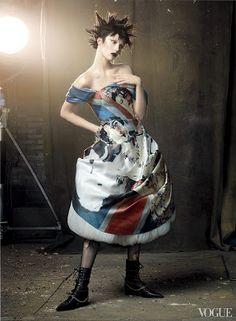 Steven Meisel for US Vogue May 2013