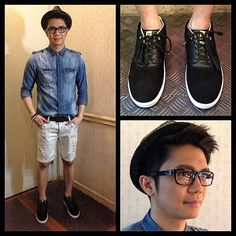 Vhong Navarro Outfit Things To Wear Pinterest