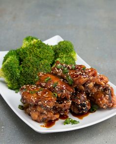 Teriyaki Wings | You Need To Make This Healthier Spin On Chicken Wings ASAP
