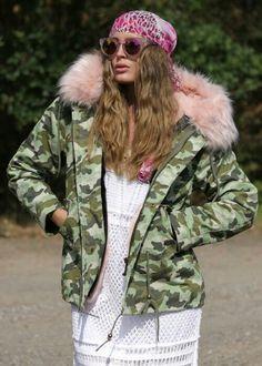 NEW SEASON * Mood Fashion * Military Parka with faux fur * Onlineshop lapurpura.com * worldwide shipping 💖 #bohemian #parka #fakefur #fauxfur #bohemianfashion #bohemianstyle #boho #bohochic #military #gypset #boheme #bohostyle #wanderlust #sttropez #streetstyle #gypsy #moodfashion #wanderer #gypsystyle #fashionblogger #musthave #m65 #italy #militarystyle #furparka #milano #paris #london #newyorkcity #losangeles