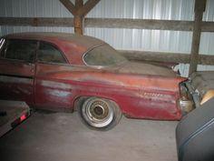 1956 Chrysler 300B plus rust free parts car for sale: photos, technical specifications, description