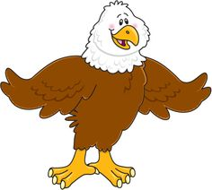 free eagle clip art images   ... /Carson Dellosa Letters and Numbers/Images/Color Images/Clip Art