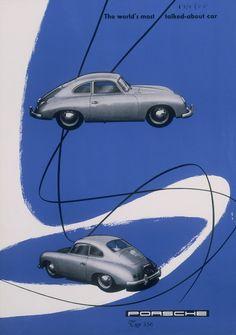 Porsche 356, 1955.