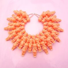 Ineke Otte_doll showpiece necklace