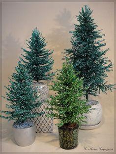 Christmas | Bead | Tree