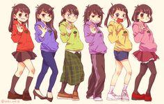 Read Random from the story ♥Osomatsu-san Imágenes♥ [Terminado] by (Matsu) with 718 reads. Manga Anime, Anime Art, Anime Guys, Hetalia, Ichimatsu, Osomatsu San Doujinshi, Cute Anime Pics, Cute Chibi, Cartoon N