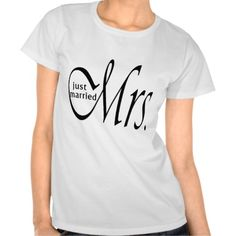 >>>The best place          Mrs. Just Married Tee Shirt           Mrs. Just Married Tee Shirt you will get best price offer lowest prices or diccount couponeThis Deals          Mrs. Just Married Tee Shirt please follow the link to see fully reviews...Cleck Hot Deals >>> http://www.zazzle.com/mrs_just_married_tee_shirt-235239734902527339?rf=238627982471231924&zbar=1&tc=terrest