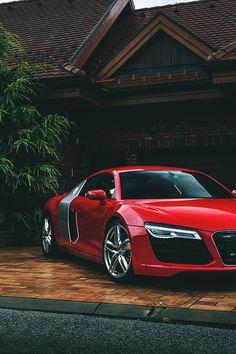 ♚༺S༻♚ Audi R8