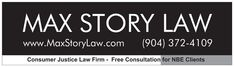Max Story Law, Consumer Justice Law Firm