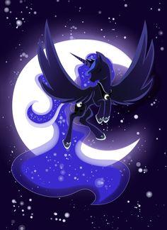 My Little Pony Cartoon, My Little Pony Drawing, My Little Pony Pictures, Steven Universe Wallpaper, Celestia And Luna, My Little Pony Wallpaper, My Little Pony Princess, Nightmare Moon, Mlp Fan Art