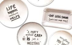 Sharpie Plates, Sharpie Crafts, Sharpie Art, Ceramic Plates, Porcelain Ceramics, Ceramic Pottery, Pottery Painting, Ceramic Painting, Module Design