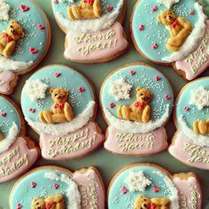 「伊勢丹新春祭 」お正月アイシングクッキー販売スタートの画像:「かわいいお菓子 micarina 」atelier diary