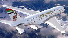 Etihad Airways Awarded Highest 5-Star Airline Rating