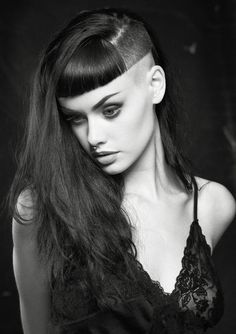 undercut, I want this on my head!