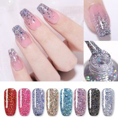 Visit the post for more. Fast Drying Nail Polish, Dry Nail Polish, Color Change Nail Polish, Nail Polish Colors, Glitter Nail Art, Sparkles Glitter, Nail Polish Ingredients, Friendly Nails, Color Changing Nails