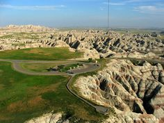 I could spend years wandering around the nooks and crannies of the Badlands in South Dakota, if only they would let me. Badlands National Park, National Parks, Aerial Photography, Nature Photography, Vacation Places, Vacations, North Dakota, Beautiful Places, Amazing Places