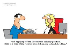 Information Security humor!