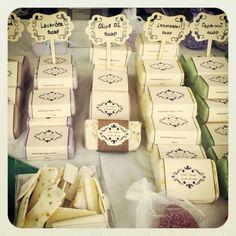 Handmade soap aromatherapy