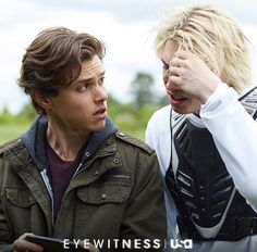 """Philip x Lukas  on Twitter: """"[NEW] #Eyewitness 1x05 still of Philip and Lukas (#Philkas) @ItsTylerYoung @jamespaxtonyo    #WhereIsSunday? (Via @ItsTylerYoung IG) https://t.co/3Q0L9QKprc"""""""