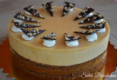 Discover recipes, home ideas, style inspiration and other ideas to try. Cookie Recipes, Dessert Recipes, Hungarian Cake, Mousse Cake, Tea Cakes, Gyaru, Cakes And More, Sweet Recipes, Oreo