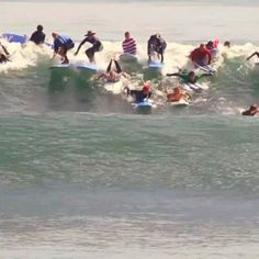LBI surfing