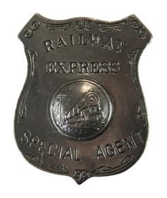 Special Police Officer, Historical Emporium, Railroad Companies, Period Outfit, Old West, Badge, How To Become, It Cast, Badges