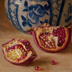 Youqing (Eugene) Wang | OIL | Pomegranate