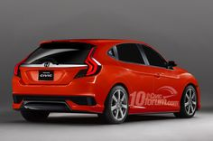 2016 Honda Civic Sedan, Coupe & Hatchback Renders Leaked - 10th Gen Civic Forum