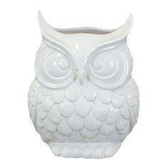 Alysia Owl Décor