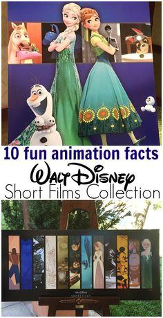 10 Fun Disney Animation Facts!!