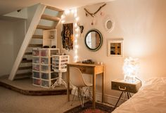 Justice & Ronan's Cozy Eclectic Abode