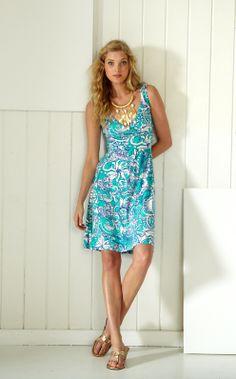 Shianne V-Neck Dress