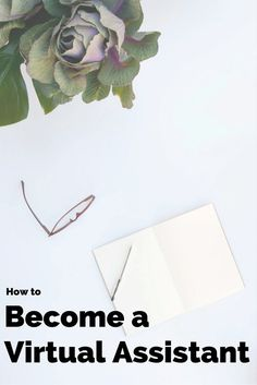Want to make money working from home? Click through to learn how to become a Virtual Assistant. #wahm #mompreneur