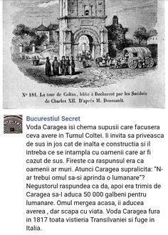 Poveste cu Turnul Colței via Bucureștiul Secret...