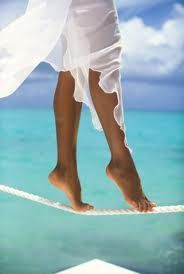take the leap with Reiki - thoughts on how to overcome the fear of setting up in practice and doing it!