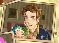 """fatima-fati: """" In my headcanon, Lupin and Tonks spent a lot of time taking pictures with their baby- those pictures safe in their home. However, one last picture was found in Remus's coat pocket,. Harry James Potter, Harry Potter Comics, Harry Truman, Harry Potter Marauders, Harry Potter Fan Art, Harry Potter Universal, Harry Potter Fandom, The Marauders, Teddy Lupin"""