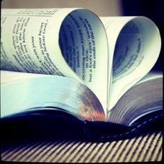 My Bible- Where true love begins.