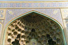 Lotfallah Mosque - Isfahan